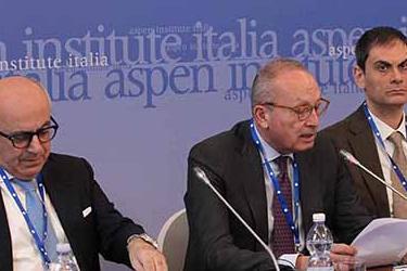 Convegno Aspen Institute Italia