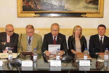 Conferenza di fine mandato Presidente Fornaci