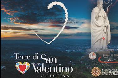 Al via la seconda edizione di Terre di San Valentino Festival