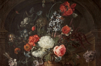 Coenraet Roepel (La Haye 1678-1748), Natura morta