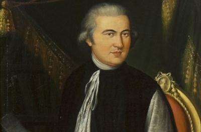 Scuola emiliana del XVIII secolo, Ritratto di monsignor Giovanni Pressio