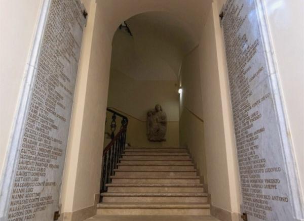 Visita al Palazzo Montani Leoni