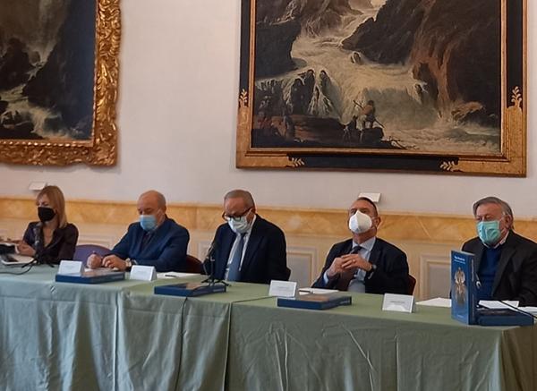 Presentazione online della nuova edizione del volume sulla storia di Palazzo Montani Leoni
